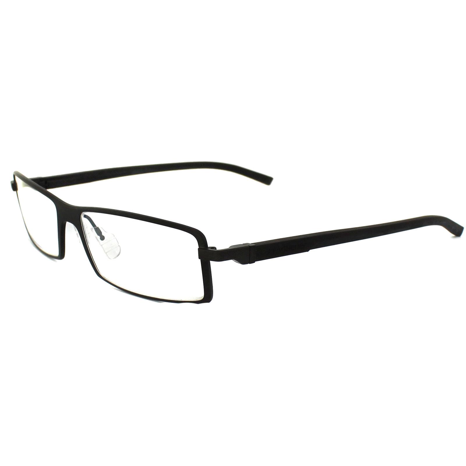 Tag Heuer Glasses Frames Automatic 003 Matt Chocolate