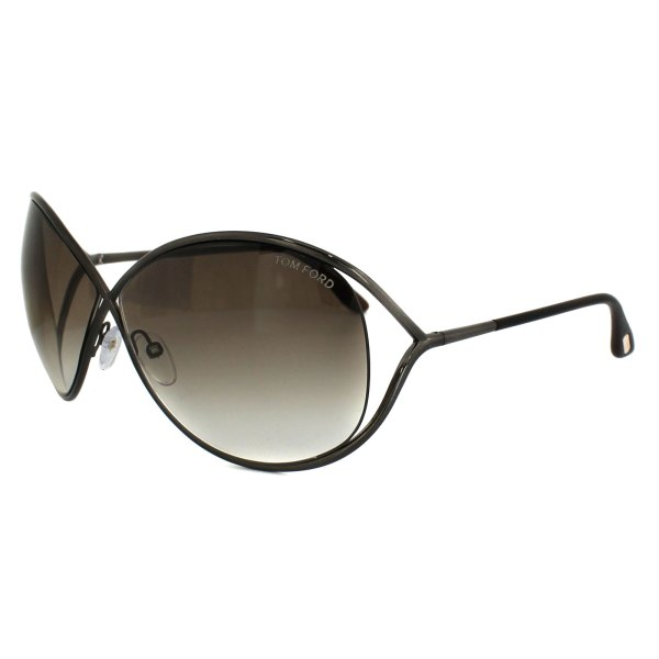 Tom Ford Miranda Sunglasses Bronze