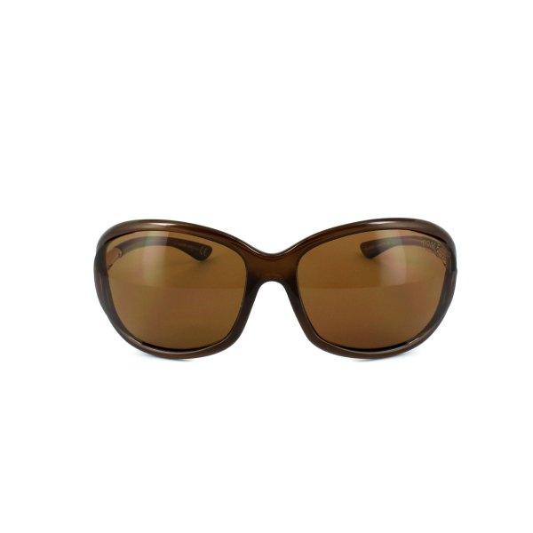 Tom Ford Sunglasses 0008 Jennifer 48h Shiny Dark Brown