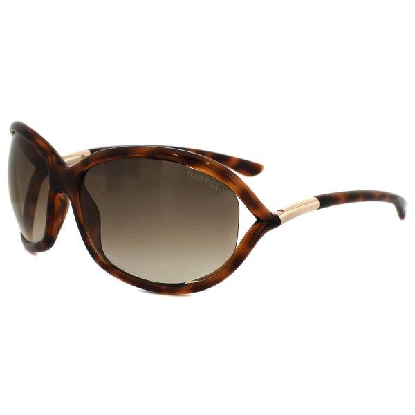Tom Ford Sunglasses 0008 Jennifer 52f Dark Havana Brown
