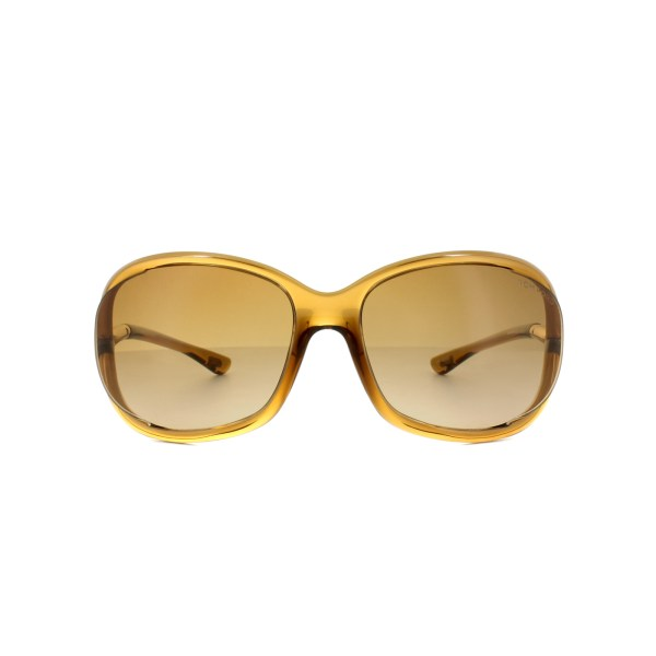 Tom Ford Sunglasses 0008 Jennifer 602 Transparent Brown