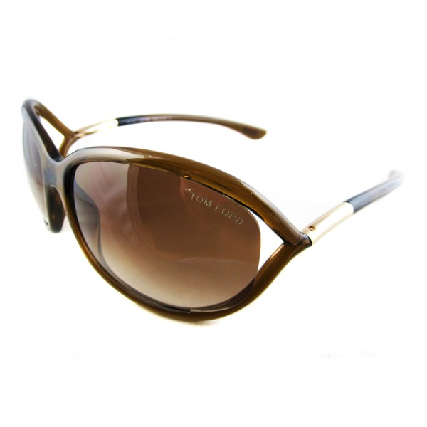 Tom Ford Sunglasses 0008 Jennifer 692 Crystal Brown