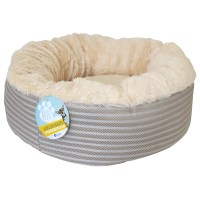 ME & MY SUPER SOFT DONUT PET BED CAT/KITTEN/DOG/PUPPY/WARM ...