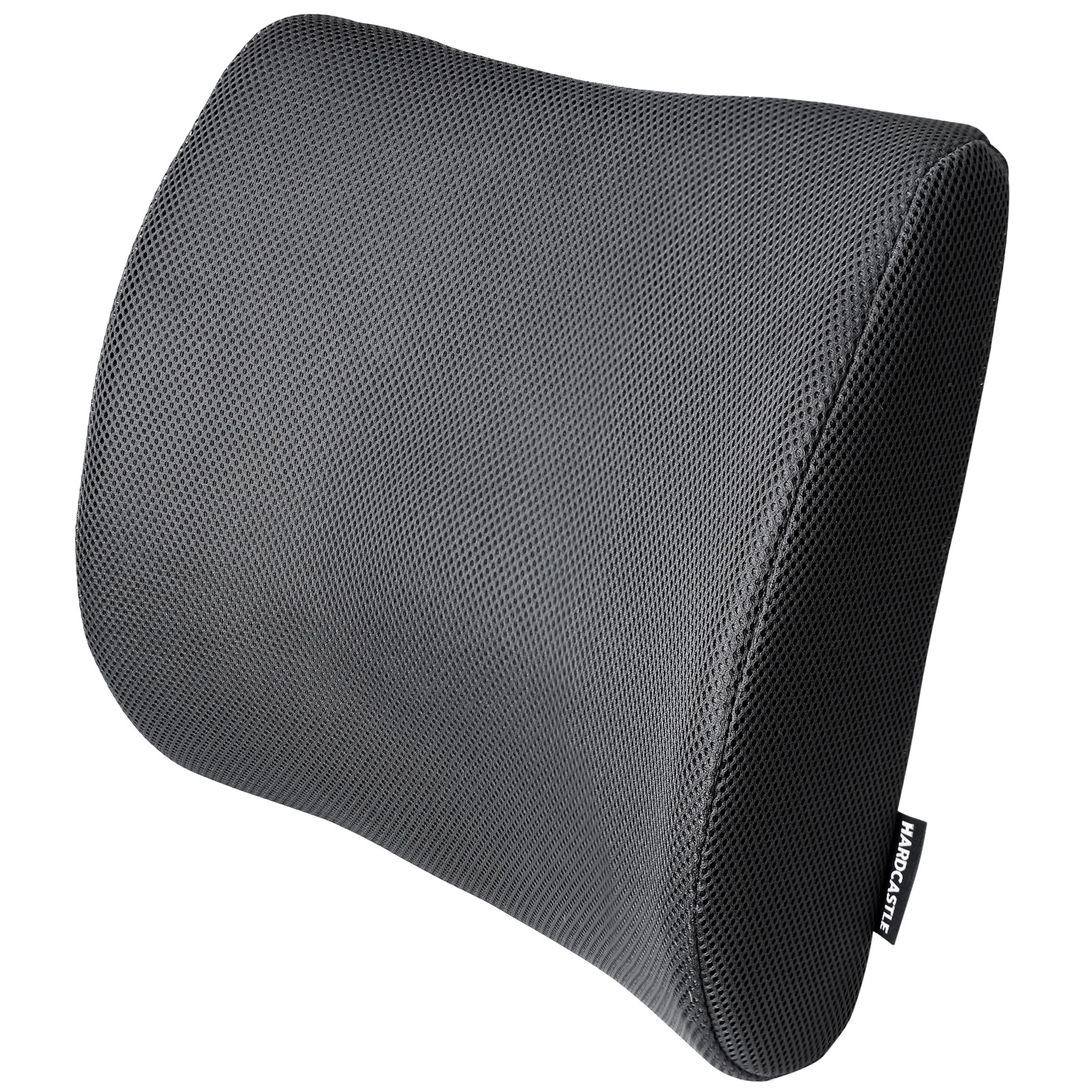 posture support seat cushion game winner chair black memory foam lower back lumbar