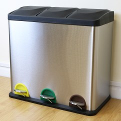 Small Recycling Bins For Kitchen Chair Pads With Ties