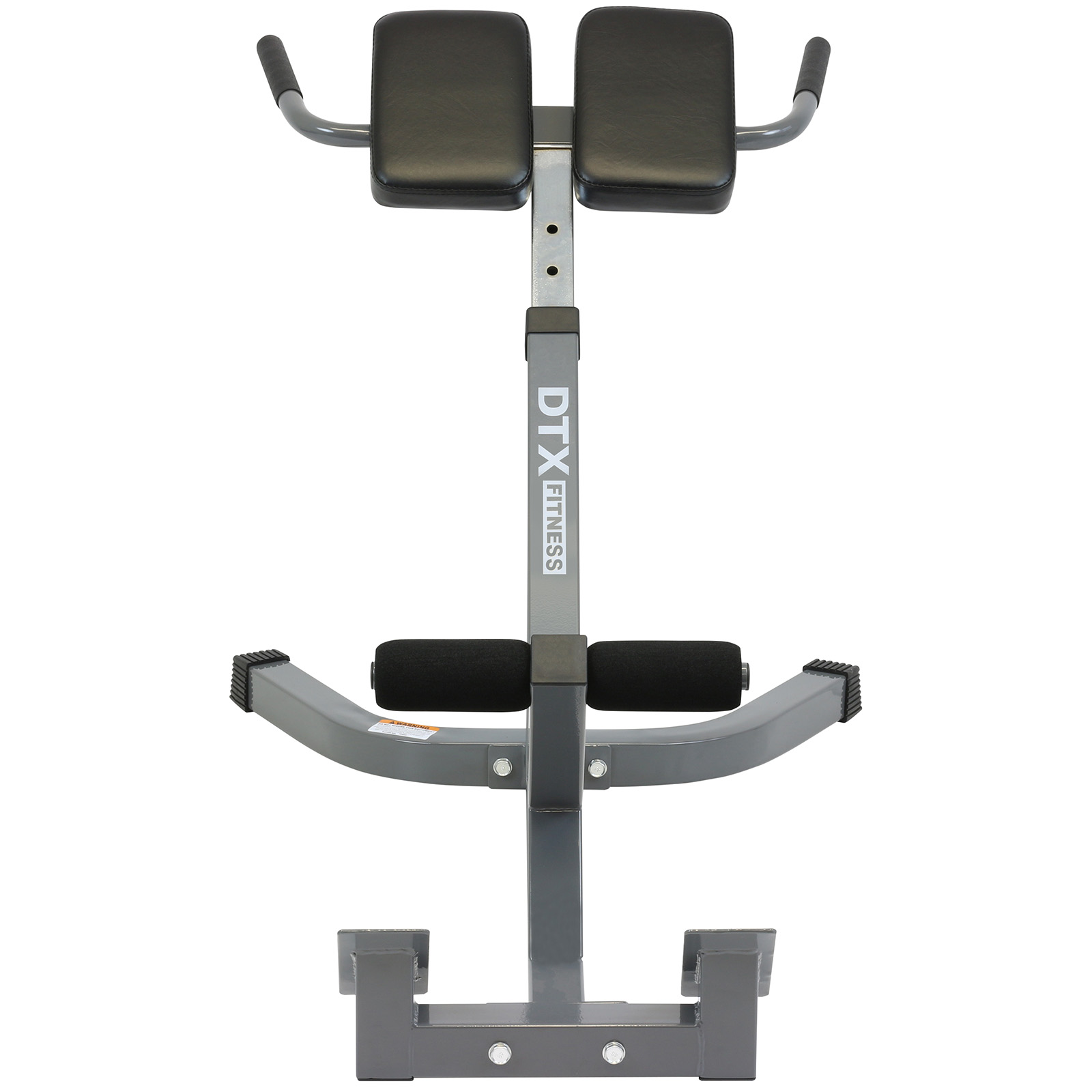 roman chair back extension muscles material to cover dining chairs dtx fitness hyper exercise bench