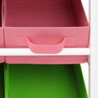 Hartleys Childrens Bedroom Fun Shelf Drawers Kids Toy/Book ...