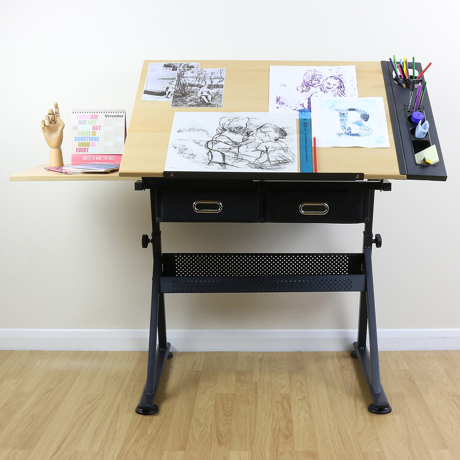 drafting table chair height desk officeworks adjustable drawing board with stool craft