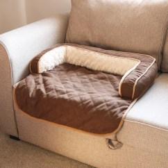 Soft Sofa Dog Bed Big Covers Waterproof Memory Foam Grey Jpg