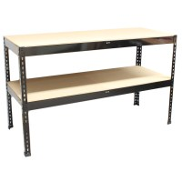 150x60x90 HEAVY DUTY STEEL WORK BENCH