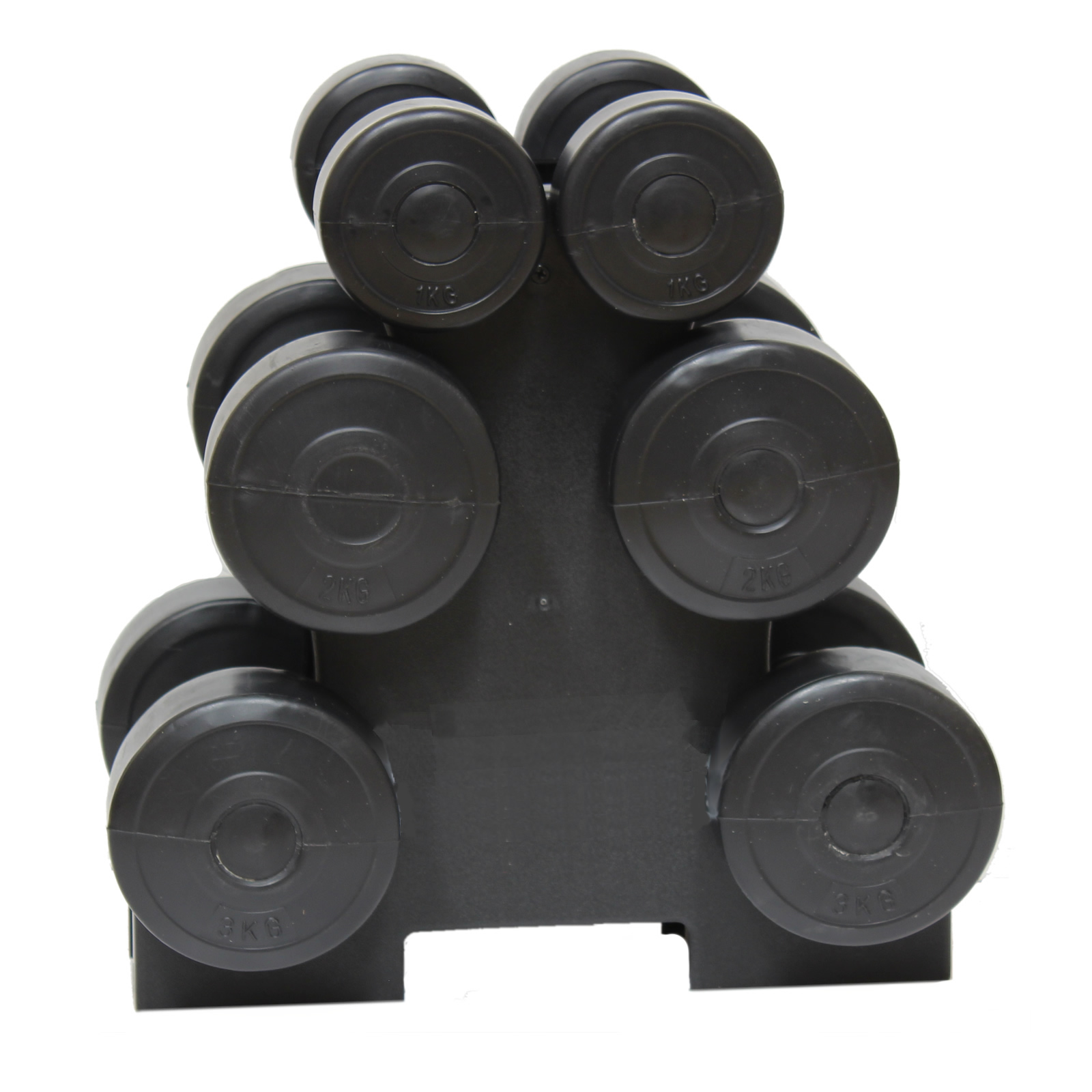dumbbell weights set stand rack home gym exercise workout weight