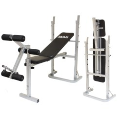 Gym Bench Press Chair Baseball Glove Chairs Max Fitness Folding Weight Home Exercise Lift