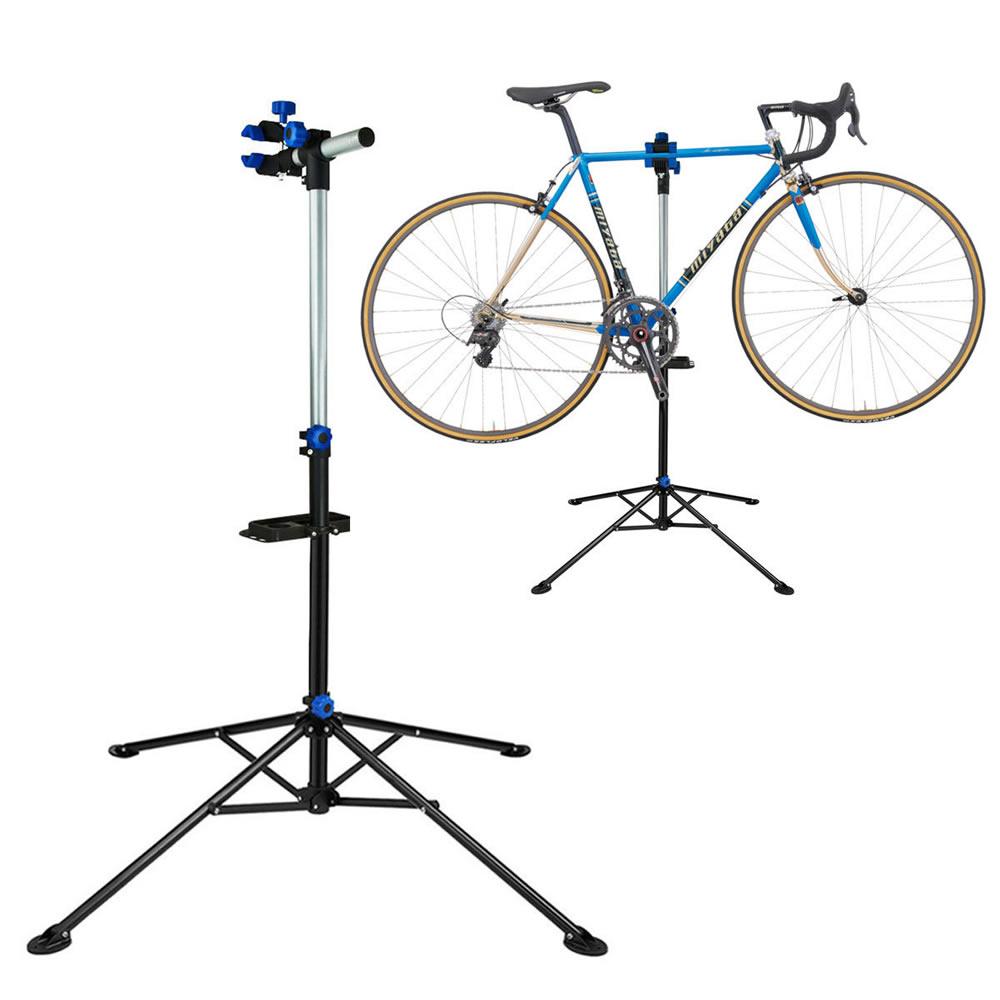 PEDALPRO FOLDING BICYCLE MAINTENANCE/REPAIR STAND BIKE