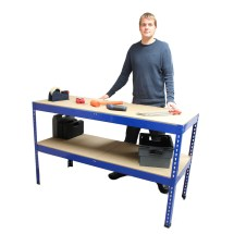Heavy Duty Metal Work Benches