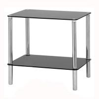 SIDE/END/BEDSIDE LAMP TABLE/SHELF UNIT HOME/LOUNGE/BEDROOM ...