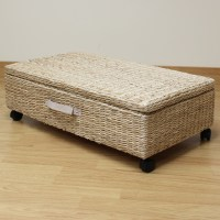 Hartleys Large Under Bed Storage Box/Chest Shoes/Bedding ...