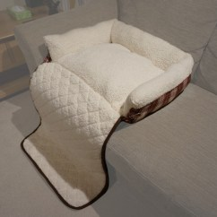 Sheepskin Chair Covers For Recliners Uk High Top Kitchen Table And Chairs Small Red Check Folding Cat Dog Fleece Bed Sofa