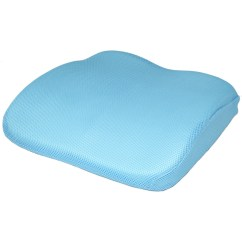 Desk Chair Seat Cushion Folding Guitar 3d Mesh Memory Foam Lower Back Lumbar Support