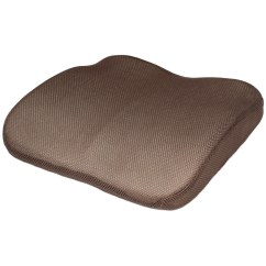 Desk Chair Seat Cushion Leather Computer Chairs 3d Mesh Memory Foam Lower Back Lumbar Support