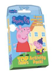 View Item Top Trumps - Peppa Pig Activity Pack