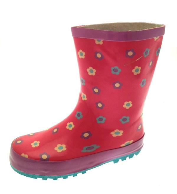 Girls Rain Boots Size 4