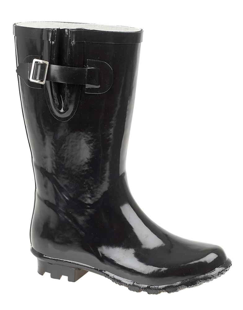 Girls Womens Wellington Boots Wellies Knee Length