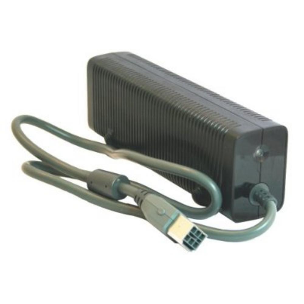 Xbox 360 Microsoft Adapter V85 Brick Power Supply Adaptor Grey Urban Trading