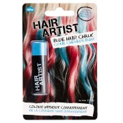 hair artist temporary dye draw