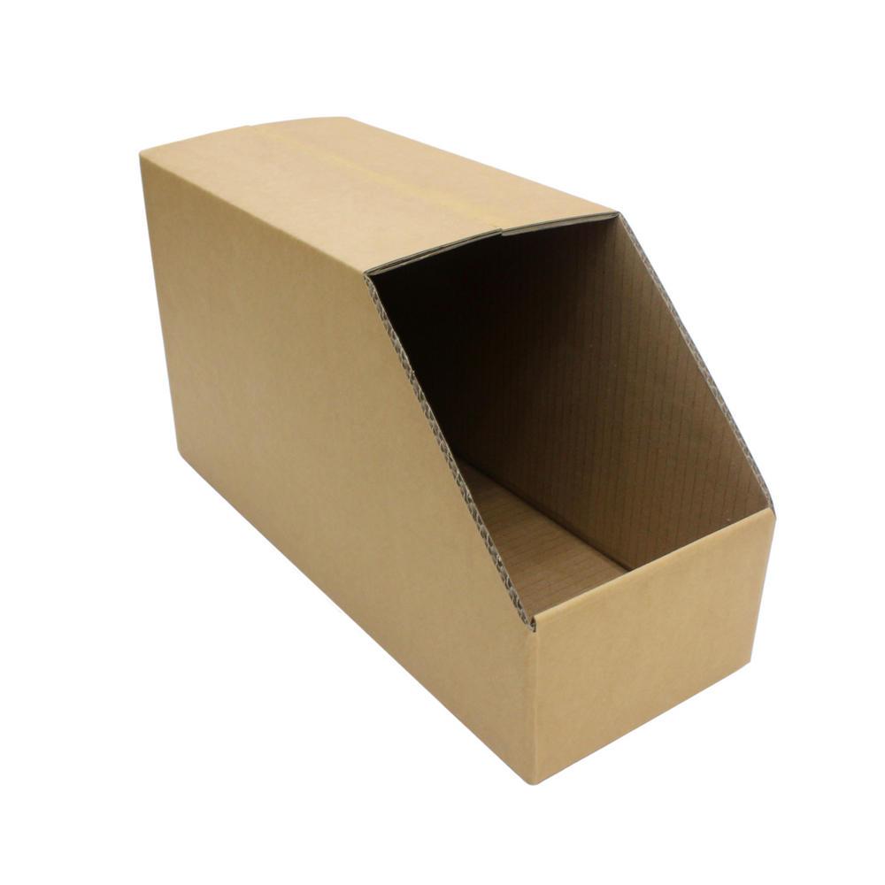 Storage Bins Large Heavy Duty Picking Cardboard Pick Shelf