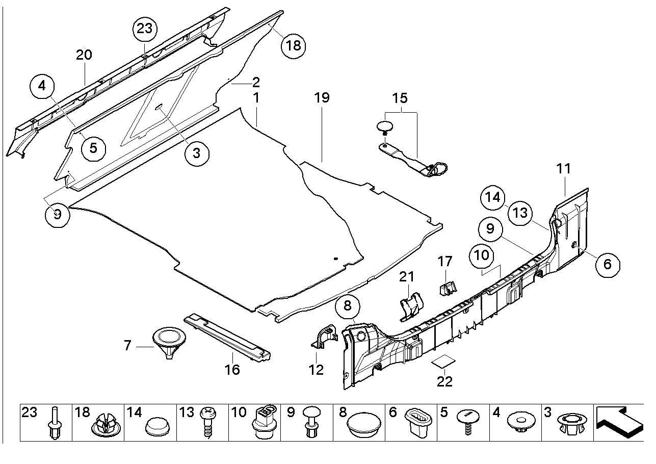 complete parts diagram e46 7 pin flat trailer wiring australia bmw body uk