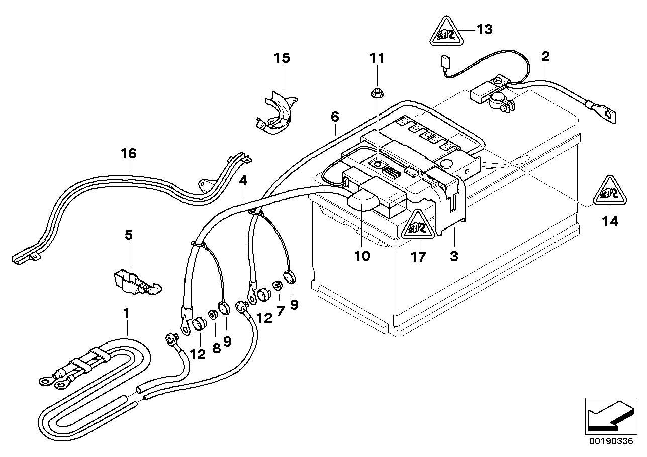bmw e93 battery wiring diagram