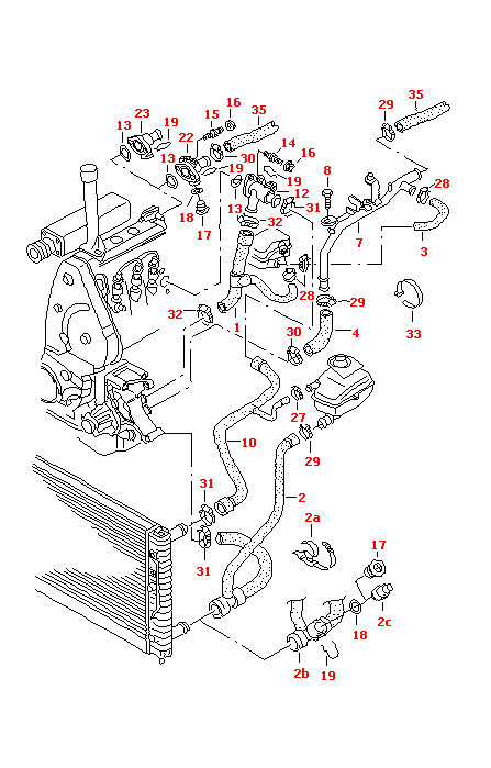 Vw Vr6 Motor Diagram, Vw, Free Engine Image For User