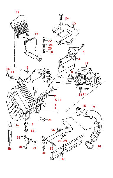 99 Audi A4 Engine Parts Diagram, 99, Free Engine Image For