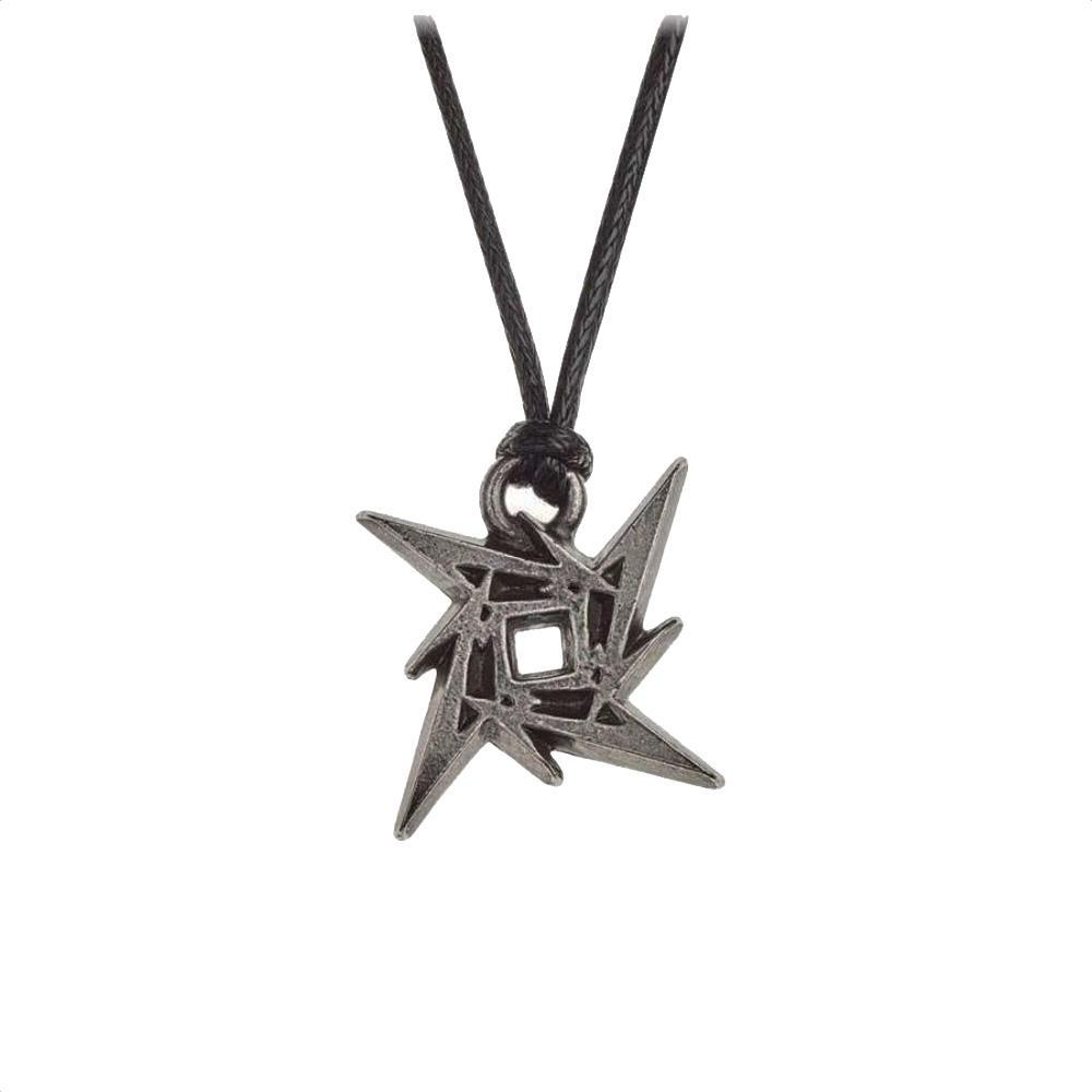 Official Alchemy METALLICA Necklace Pendant Metal Ninja