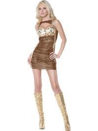 Adult Ladies Sexy Treasure Chest Costume | Pirates ...