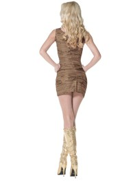 Adult Ladies Sexy Treasure Chest Costume | Pirates | Fancy ...