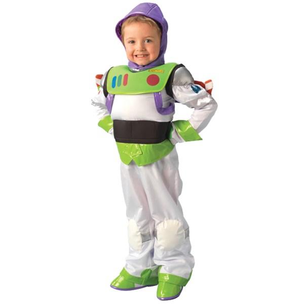 Child Disney Toy Story Fancy Dress Costume Buzz Woody Pixar Kids Boys Girls