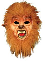 full teen wolf werewolf rubber