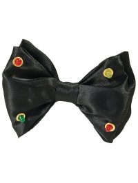 Child Bow Tie Black Flashing   Ties and Braces   Plymouth ...
