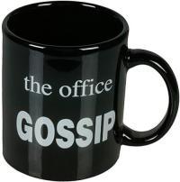 The Office Gossip Mug Funny Novelty Tea Coffee Cup Buy Online