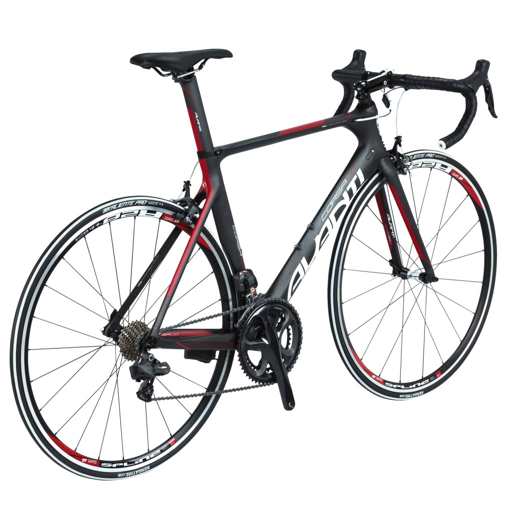 New Avanti Mens Corsa DR 3.0 Aero Carbon Fibre Road Race