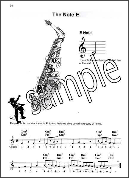 Learn To Play Saxophone for Beginners 10 Easy Lessons Alto