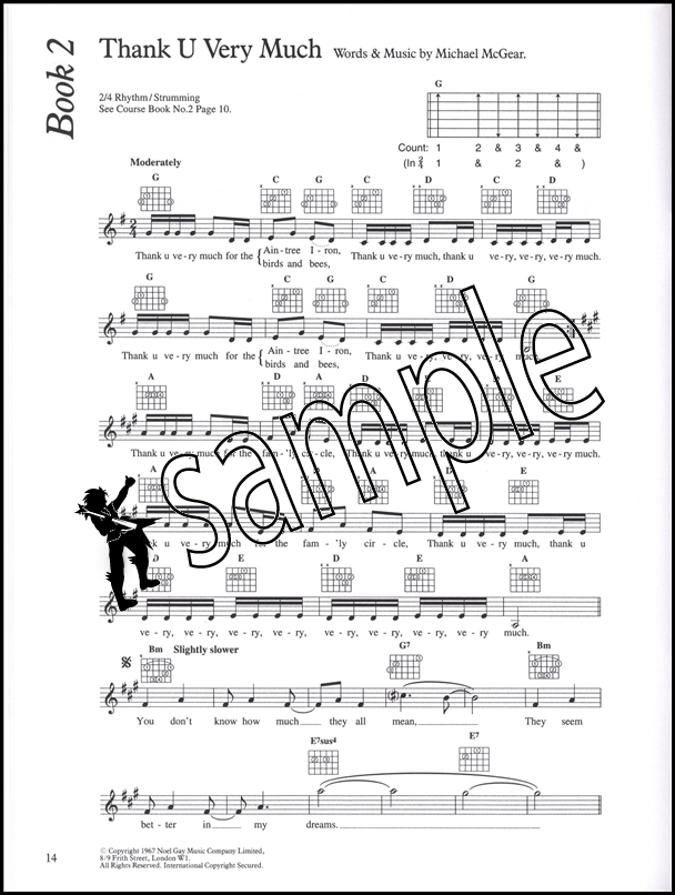 The Complete Guitar Player Children's Songs Chord & Melody