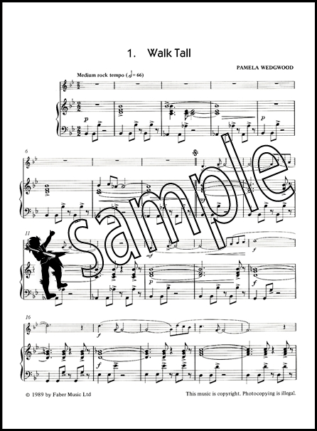 Jazzin' About Fun Pieces for Trumpet Sheet Music Book Pam