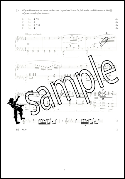 Music Theory Past Papers 2013 Model Answers ABRSM Grade 8