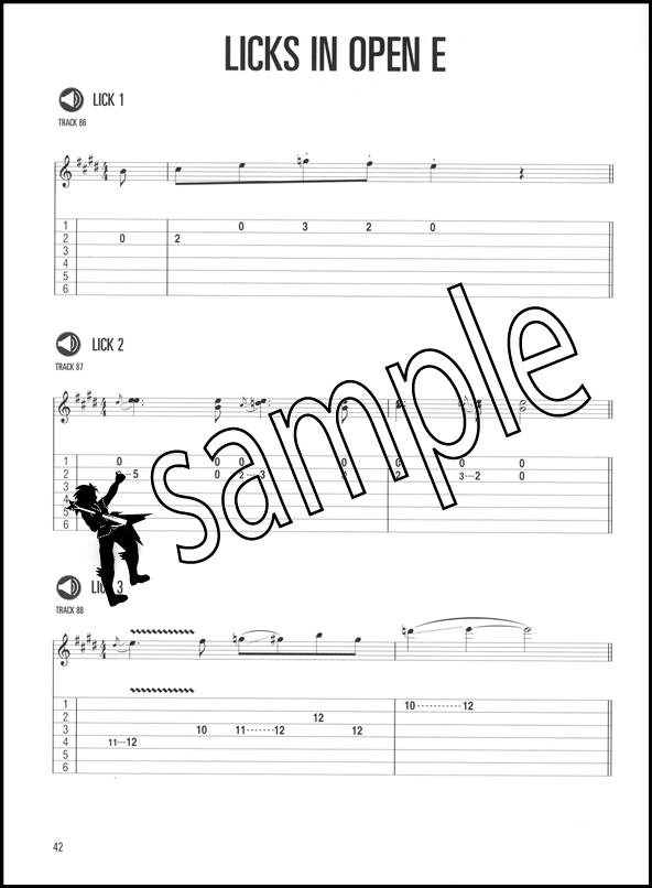 Hal Leonard Lap Steel Guitar Method TAB Music Book/CD