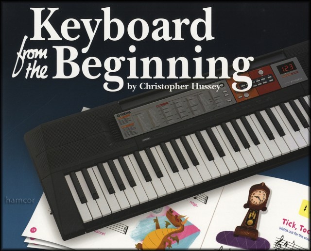 Keyboard from the Beginning Learn How to Play Beginner ...