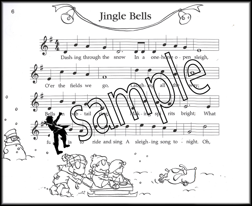 First Recorder Book of Christmas Tunes Sheet Music Book