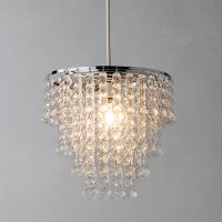 Easy-to-fit Annette Ceiling Roof Pendant Lamp Light Shade ...