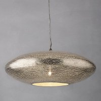 Zenza Filisky Copper Oval Pendant Ceiling Roof Light Lamp ...